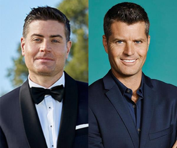 "**Stu and... Pete Evans** [Frontrunner Stu](http://www.nowtolove.com.au/celebrity/tv/who-is-the-bachelorette-australia-stu-laundy-41474|target=""_blank"") has a few lookalikes. ""I thought he was Pete Evans,"" James told *OK* magazine."