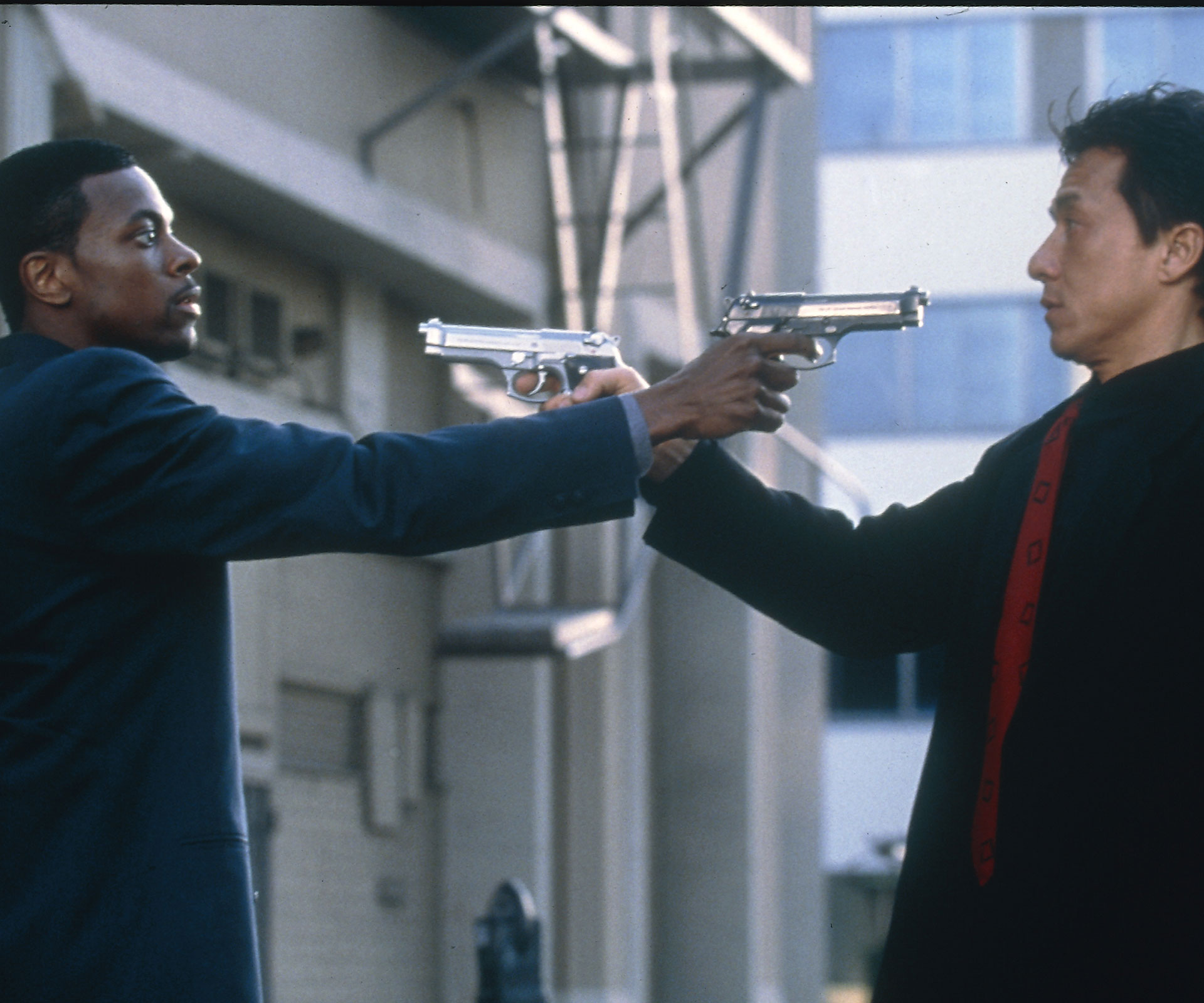 Jackie Chan Has Fans Bombarding Chris Tucker With 'Rush Hour 4' Tweets