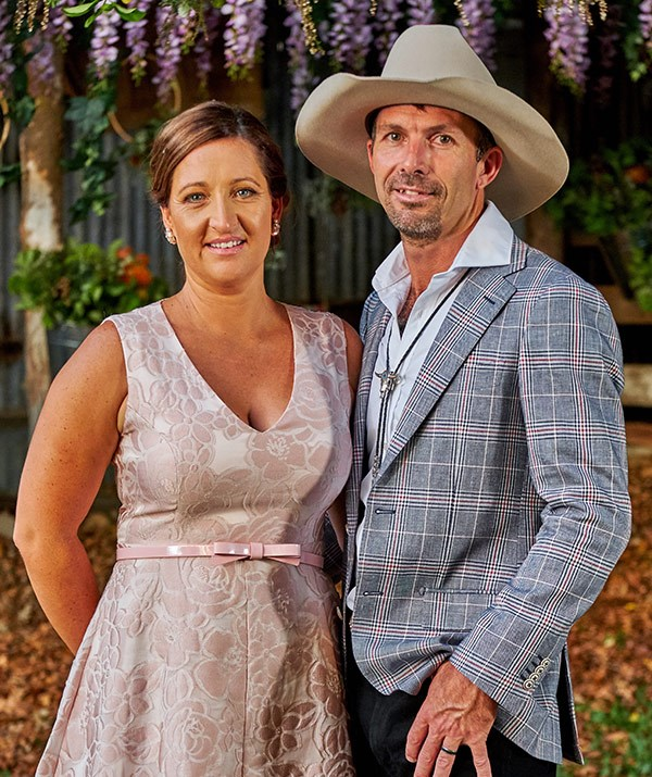 Susan, who is four months pregnant, and Sean were the stand-out stars of *MAFS* but their love failed to go the distance.
