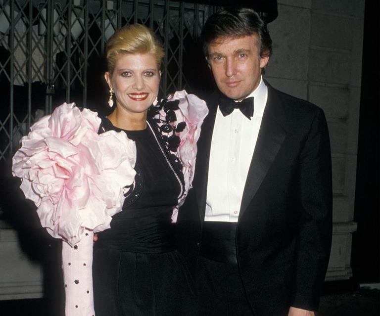 Ivana And Donald Trump Wedding 1977.Ivana Trump Dishes The Dirt On Divorce From Donald Trump Now To Love