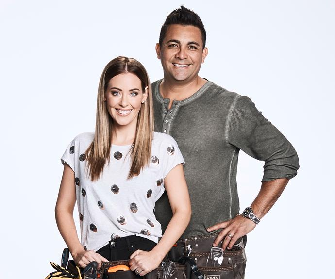 Ronnie and Georgia won't be happy if Jason and Sarah are crowned winners of *The Block*.