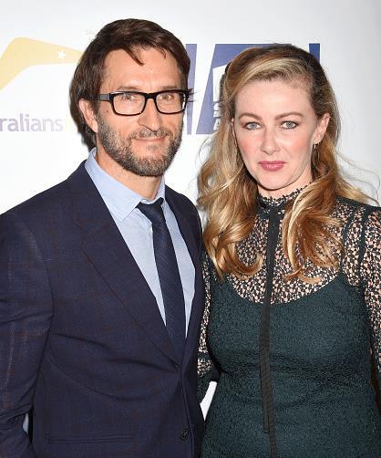 Jonathan and his actress wife, Ursula
