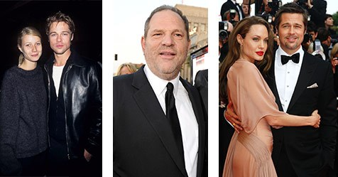 Gwyenth Paltrow and Angelina Jolie are among the many victims in the shocking case against Harvey Weinstein
