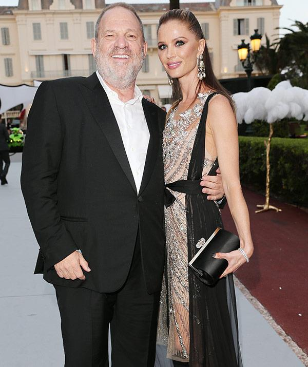 After nearly ten years of marriage, it officially over for Harvey Weinstein and Georgina Chapman.