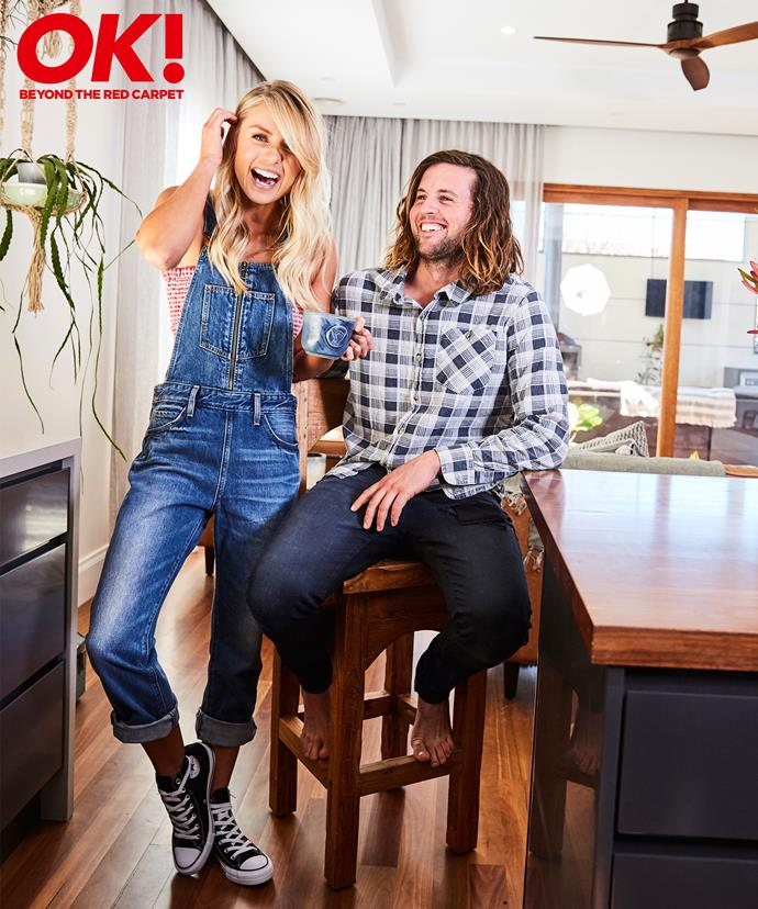 Josh and Elyse are super  excited to flip their next property once The Block wraps up.