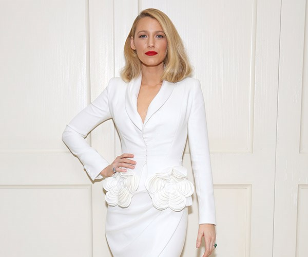 Blake Lively's iconic lengthy, blonde locks are the hero of 'hairspo' Pinterest boards everywhere. But last night the actress stepped out to a special screening of *All I See Is You* in Los Angeles, looking very regal in a white, and boasting a should-grazing **power-bob**. While her short hair still is stunning, we're wondering if this is just a bit of hairstylist wizardry, as Blake was spotted sporting her usual Rapunzel-length locks just the day before... Did Blake go for the big chop? Or did her crafty hair stylist whip her true-lengths into this *très chic* up-do? Only time will tell!