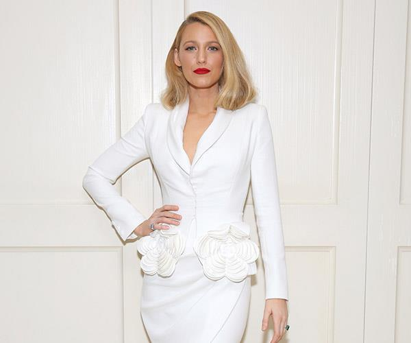 Blake Lively's iconic lengthy, blonde locks are the hero of 'hairspo' Pinterest boards everywhere. But when she stepped out to a special screening of *All I See Is You* in Los Angeles, we couldn't stop staring at her **power-bob**.  <br><br> While her short hair still was stunning, we're wondering if this was just a bit of hairstylist wizardry, as Blake was spotted sporting her usual Rapunzel-length locks just the day before... Did Blake go for the big chop? Or did her crafty hair stylist whip her true-lengths into this *très chic* up-do? The mystery remains.