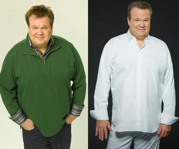 Jesse's on-screen husband is played by **Eric Stonestreet**, AKA Cameron Tucker.