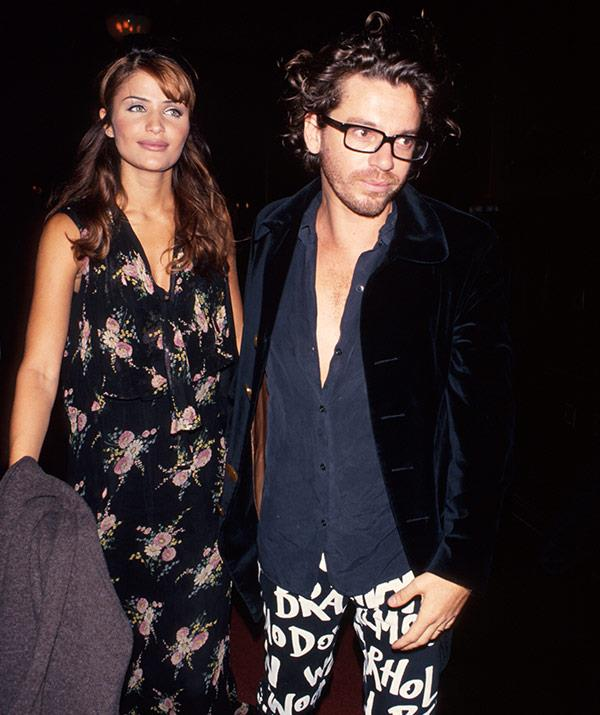 "In the early nineties Michael dated supermodel [**Helena Christensen**](https://www.nowtolove.com.au/tags/helena-christensen|target=""_blank""). The high-profile couple attracted a lot of media attention and were often photographed out and about. They lived together for a number of years before going their separate ways."