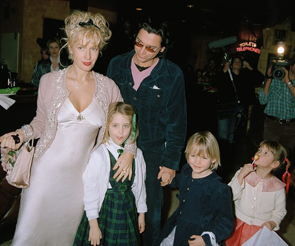 """Michael met [Paula Yates](https://www.nowtolove.com.au/celebrity/celeb-news/tiger-lily-hutchence-15-years-after-paula-yates-death-28946 target=""""_blank"""") in 1995 when she interviewed him on British TV show *The Big Breakfast*. Paula soon split from her husband Bob Geldof, sparking a bitter custody battle over the couple's three children Fifi Trixibelle, Peaches Honeyblossom and Pixie."""