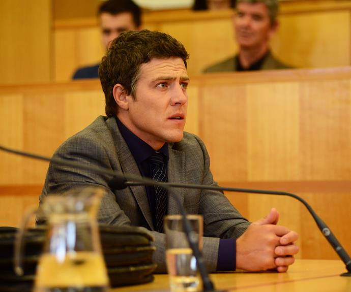 **Guilty verdict:** When he was accused of murder, fans knew Brax was innocent. But unable to clear his name, his legal team advised he take a guilty plea. He confessed and received a 20-year jail sentence.