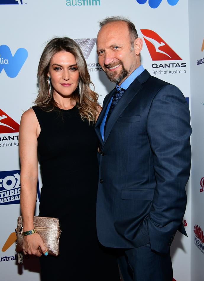 **Jenni Baird** (*A Place To Call Home*), and her director husband **Michael Petroni**