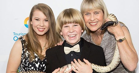 The Irwin family are coming back to TV