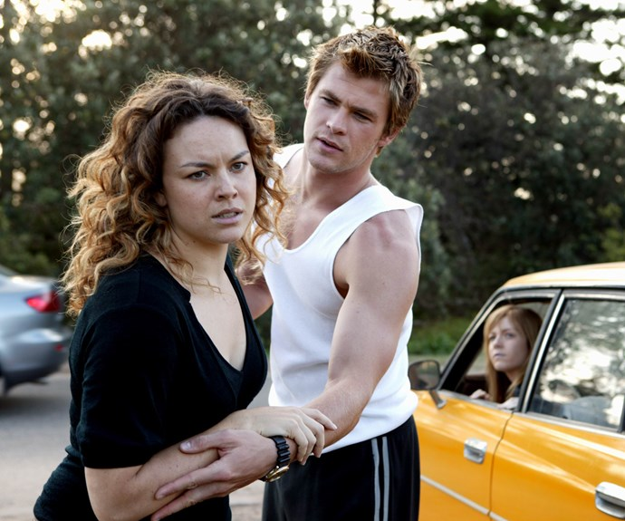 **Chris Hemsworth:** Kim Hyde (2004-2007) **THEN:** Country lad Kim stole hearts in Summer Bay, fell into a paternity mix-up and, eventually, married a local doctor. But a baby bombshell saw him leave town to be with the mother of his child.