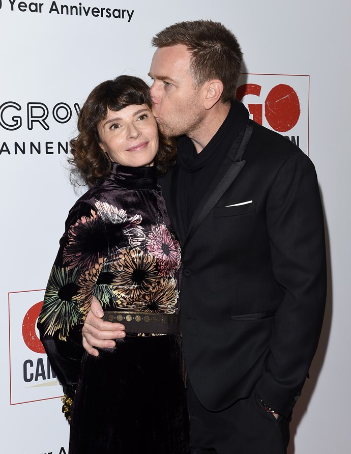 Ewan McGregor and his wife Eva are said to have called time on their 22 year-long marriage back in May. The couple share four children together.