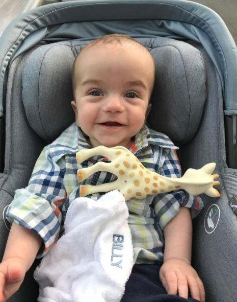 Jimmy Kimmel is besotted with his youngest son, Billy. So much so, he takes every opportunity he can to post a super-smiley pic of the adorable little guy to Instagram.