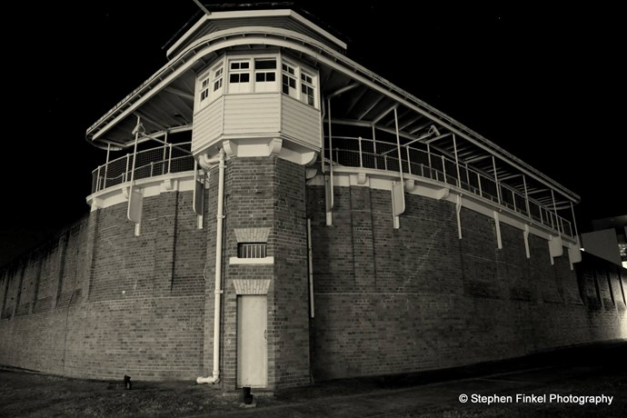 "Boggo Road Jail, Brisbane, Queensland. A famous prison with a violent past. It's home to an underground cell block called the ""black hole"", where many prisoners lost their lives, others were forcibly executed behind these walls. There are reports of ghostly visions and terrifying noises from dead prisoners and guards."