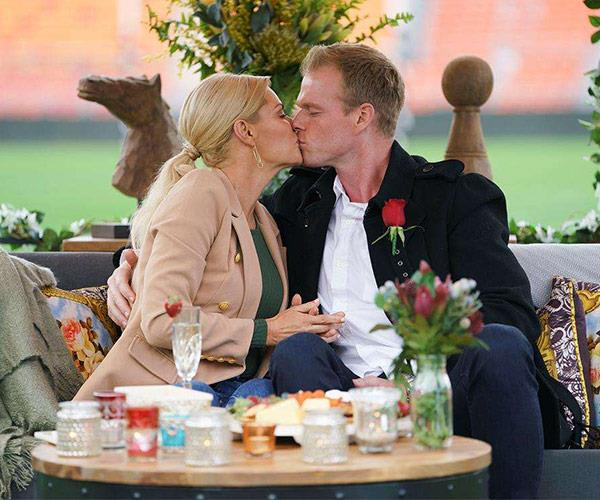 """She is the one to break it off,"" Louise says of Jarrod and Sophie's first kiss."