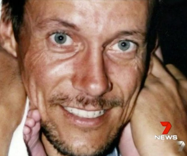 Brett Cowan. Source: 7 News.