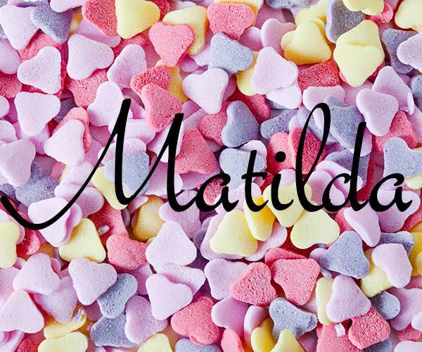 **Matilda**  *Matilda,* by Roald Dahl