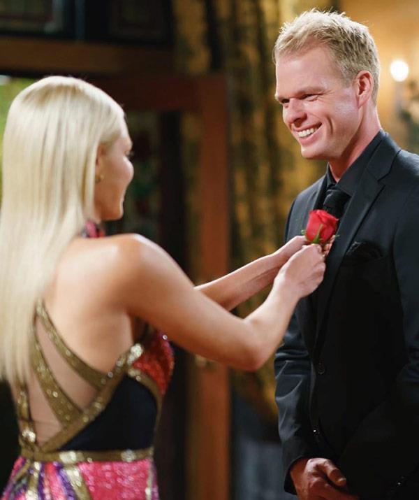Jarrod kept getting those roses...