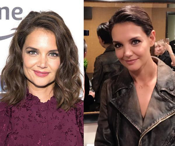 "Katie Homes debuted a dramatic new pixie-cut, revealing to *[People](http://people.com/style/katie-holmes-pixie-haircut-all-the-details/|target=""_blank""
