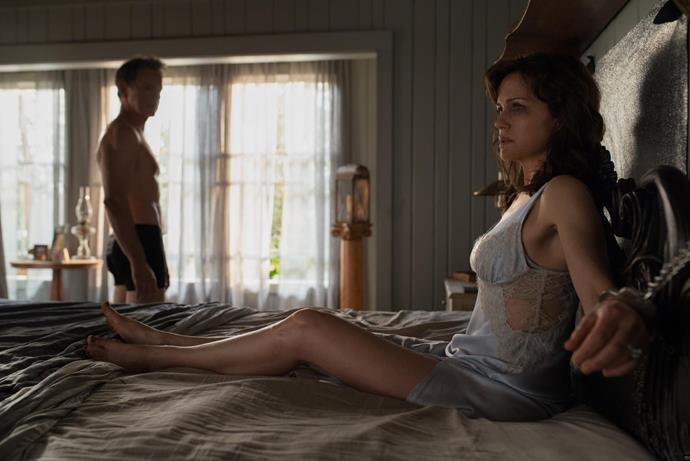 ***Gerald's Game*** – **Netlfix** The brains behind this film is Stephen King, so you know it's going to creep you out. After a kinky game goes wrong, a woman is left handcuffed to her bed with no means of escape.