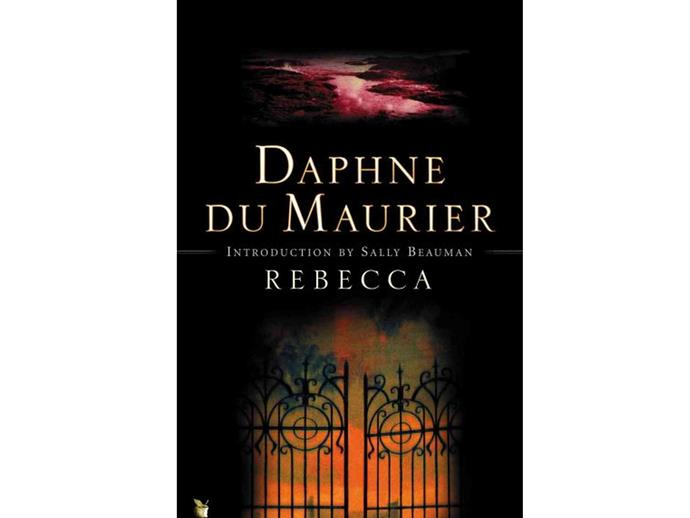 Rebecca: Daphne DuMaurier number 3 has to be one of the scariest books of all time!