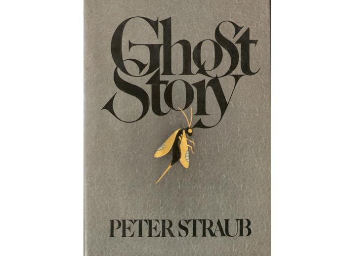 Ghost Story: Peter Straub. Number four brought with it a new style of Horror novels for the 80's.