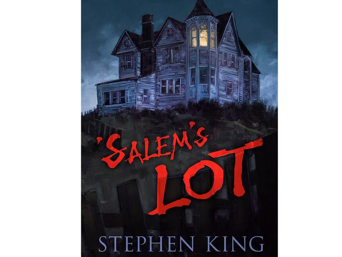 Salem's Lot: Stephen King. Number 5 features more of the King of Horror!
