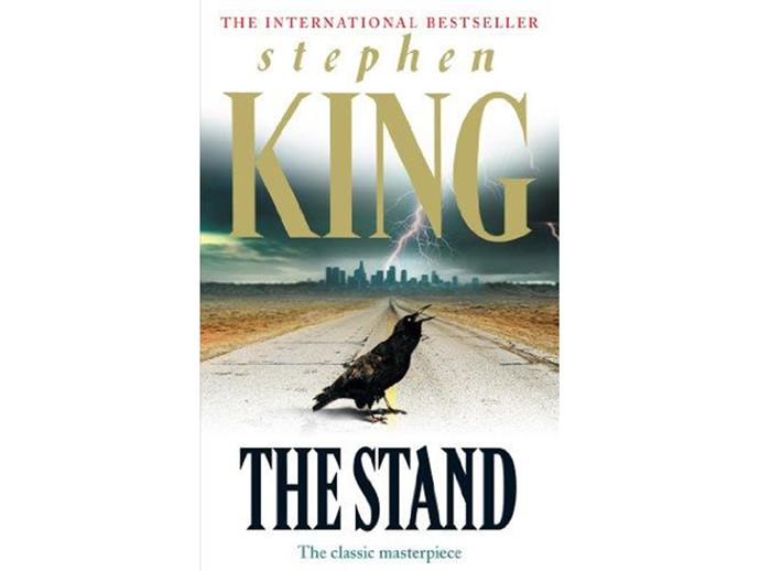 The Stand: Stephen King. Post-apocalyptic horror/fantasy at its best.
