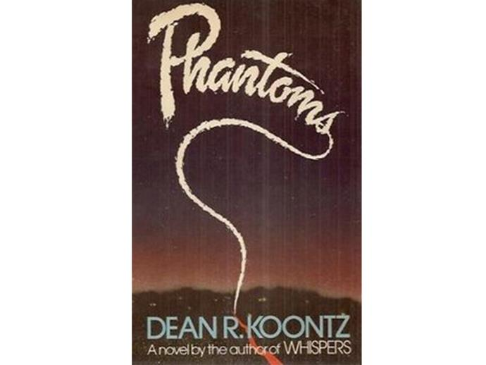 Phantoms: Dean Koontz. Number 10 is based on an urban legend about a village mysteriously vanishing.