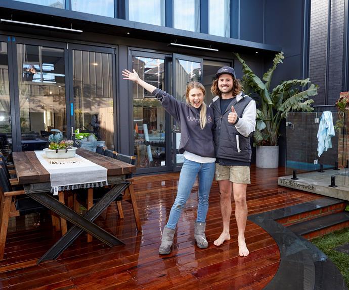 Josh and Elyse took home $547,000.