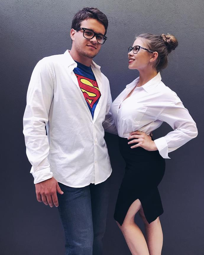 Bindi Irwin and Chandler Powell are an adorable Clark Kent and Louis Lane