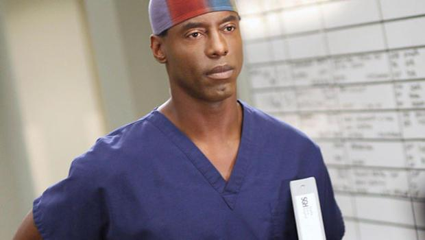 Isaiah played Dr Burke on the hit medical drama