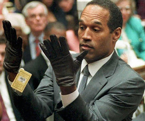 O.J. was declared not guilty of the two deaths.