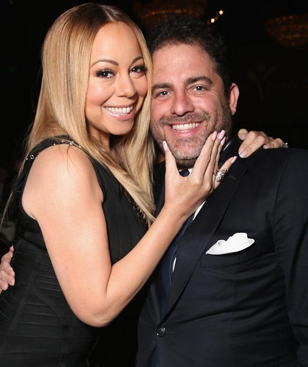 "Brett on the ""amazing"" Mariah Carey: ""She's been a friend for so, so many years!"""
