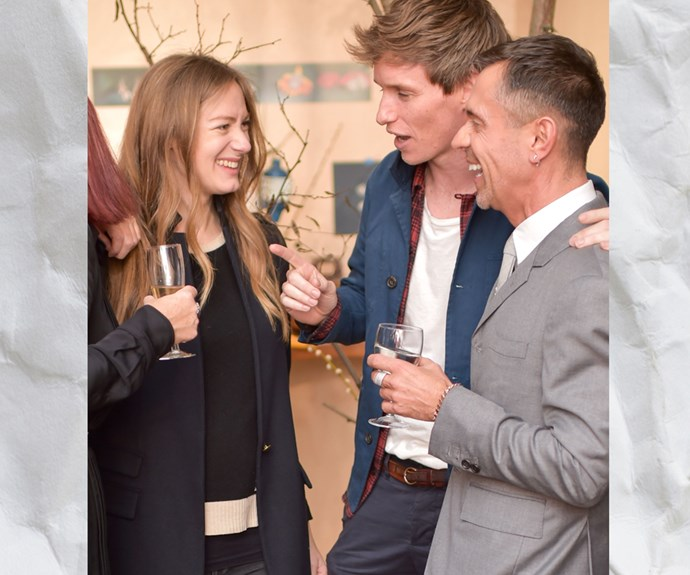 """Showing off her slight bump at an event on Wednesday evening, November 1, Hannah, with Eddie, had announced to [*PEOPLE*](http://people.com/babies/eddie-redmayne-wife-hannah-pregnant-expecting-second-child/ target=""""_blank"""") earlier that day that they were expecting a second child. """"Eddie and Hannah Redmayne are delighted to confirm they are expecting their second child,"""" a rep confirmed. So sweet!"""