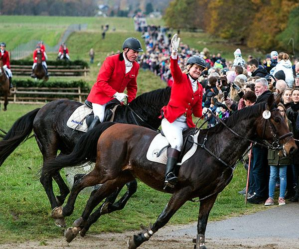 The Hubertus Hunt is a timeless Danish tradition.