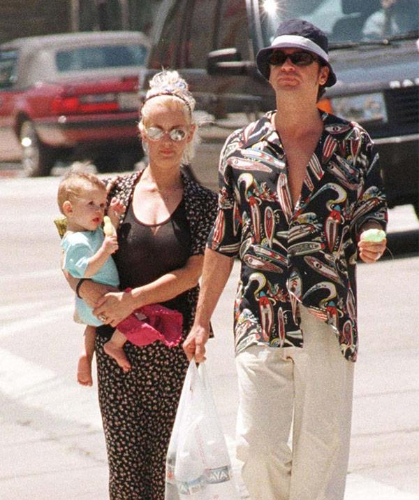Tiger Lily, pictured with mother Paula Yates and Michael, has reportedly only received a fraction of her inheritance.