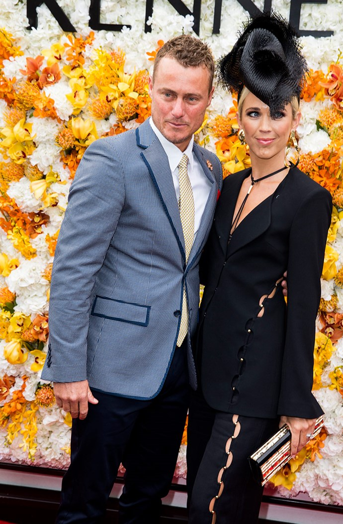 Bec and Lleyton Hewitt are pretty much best dresses couple around
