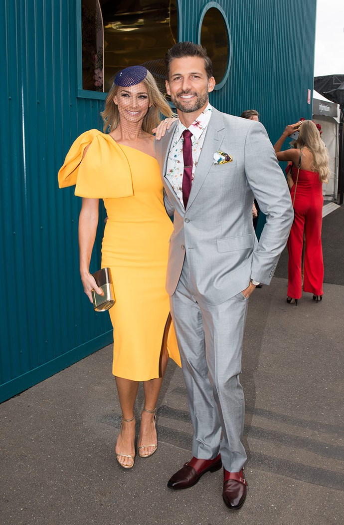 Anna Heinrich and Tim Robards look fantastic, and not a hint of Photoshop.