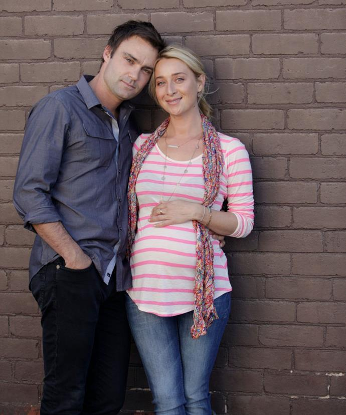 **Patrick Reid and Nina Proudman -** ***Offspring***  <br><br> Patrick (Matthew Le Nevez) was the calming force in Nina's (Asher Keddie) crazy and chaotic life, but all that came to an end when Patrick got hit by a car and passed away during surgery. (It's still hard for us to talk about.) Despite her heartache, this love story continued to live on in Nina's mind as she gave birth to their first child a few weeks after his death.