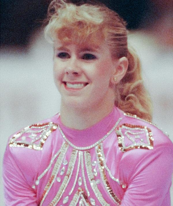 Tonya was considered to be the best in the game.