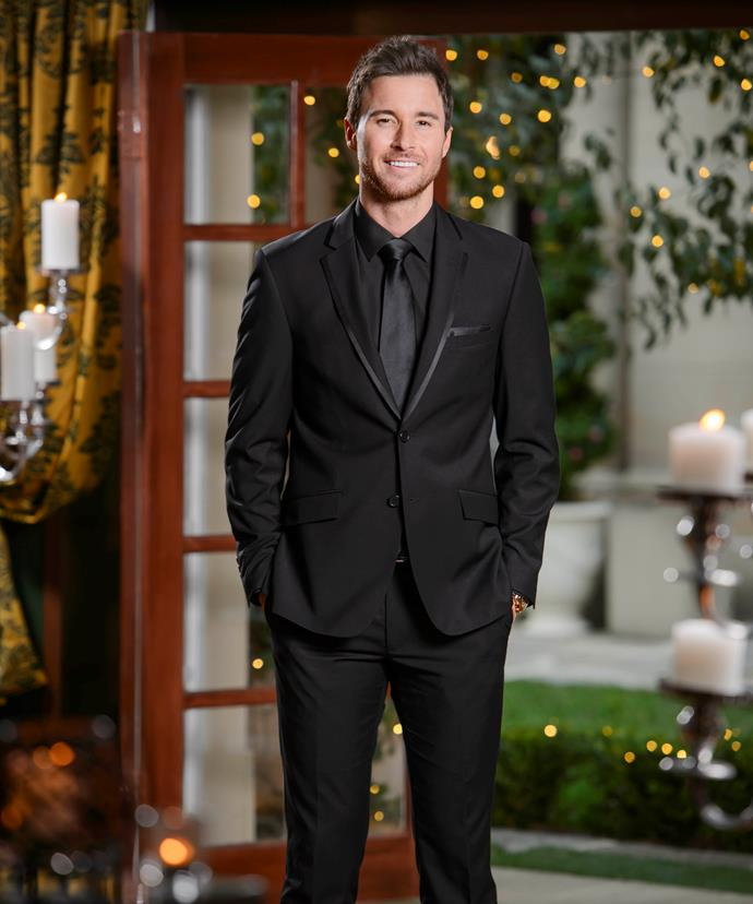 He was the runner-up in Sam Frost's season of *The Bachelorette* but Australia has always felt **Michael Turnbull** isn't exactly the hype he plays himself up to be.