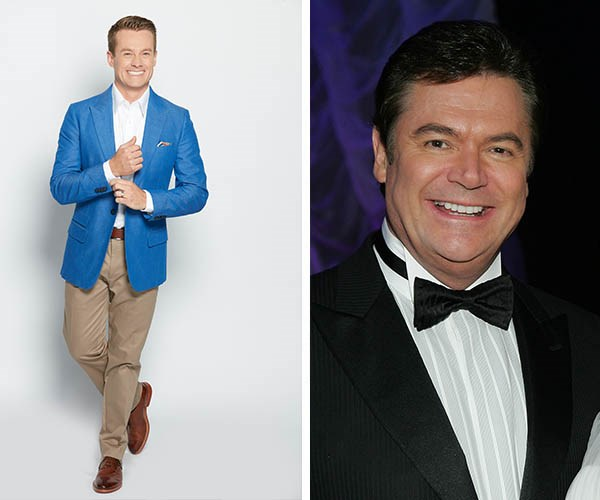 Or Grant Denyer and Daryl Somers...