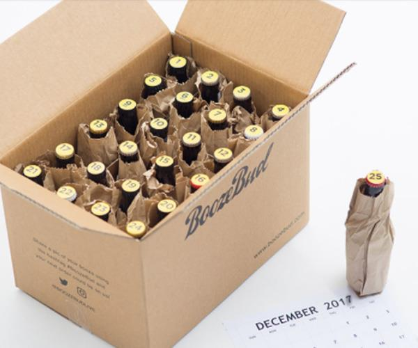 """**Beer** <br><br> Make December a boozy affair with Booze Bud's [beer advent calendar](https://www.boozebud.com/adventcalendar target=""""_blank"""" rel=""""nofollow""""). For $109.99 plus shipping, you'll receive a mix case of 25 unique brews - all individually wrapped and numbered - from Australian breweries. Cheers to that! <br><br> [**READ NEXT: The naughty forties! Women over 40 spill their sex secrets**](https://www.nowtolove.com.au/health/sex/sex-secrets-of-women-over-40-17243 target=""""_blank"""")"""