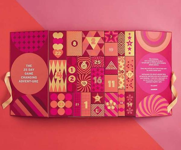 """**Body Shop** <br><br> The Body Shop knows how to do Christmas! Scrap 'The 12 days of Christmas' this beauty brand believes there should be 25 days. The luscious [25 Ultimate Advent Calendar](http://www.thebodyshop.com.au/gifts/all-gifts/25-days-ultimate-advent-calendar#.Wgj9OVuCxhF target=""""_blank"""" rel=""""nofollow"""") ($200) reveals daily goodies for your skin, body and face, so you can be sure to be looking your best for Santa."""