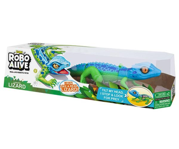 """Every Aussie kid should have the chance to tame a a robot reptile! Kids will love chasing after Robo Alive Robotic Lizard as it demonstrates realistic movements. [$24.99, Toys R Us](https://www.toysrus.com.au/robo-alive-robotic-lizard-assorted_21579064/ target=""""_blank"""" rel=""""nofollow"""")."""