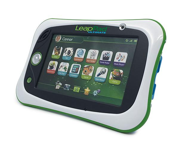"Kid's love technology and this educational tablet combines play with learning for children 3 years old and above. [LeapFrog LeapPad Ultimate Kids Learning Tablet, $197, Harvey Norman](https://www.harveynorman.com.au/leapfrog-leappad-ultimate-kids-learning-tablet-green.html|target=""_blank""